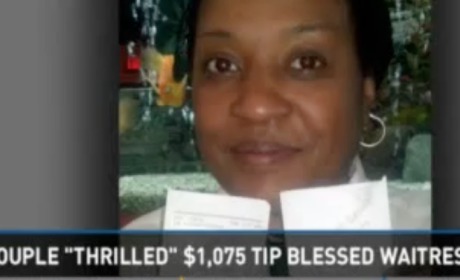 Khadijah Muhammad, Waitress in Financial Trouble, Gets $1,075 Tip on $29 Bill