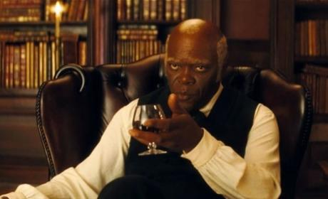 "Samuel L. Jackson Defends Django Unchained as ""Entertainment"""