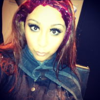 Snooki With Red Hair