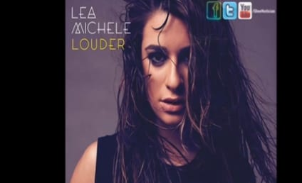 "Lea Michele Gets ""Louder,"" Debuts New Single"