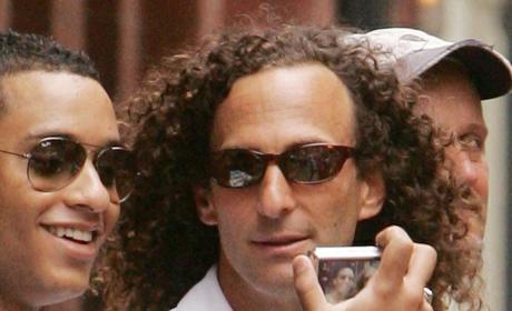 Kenny G, Wife Lyndie Benson-Gorelick to Divorce
