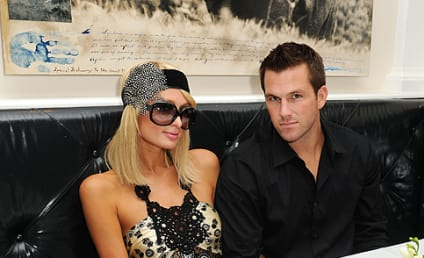 Paris Hilton and Doug Reinhardt Celebrate ... Engagement?