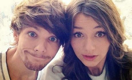 Louis Tomlinson and Eleanor Calder: It's Over!