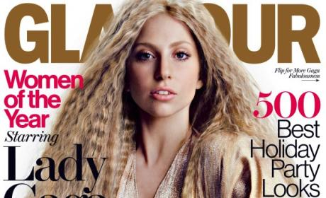 Lady Gaga Covers Glamour, Slams Photoshop Use