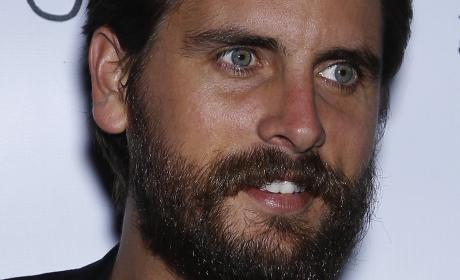 Scott Disick Reacts to Kourtney Kardashian Selfie: Those NIPS Are Angelic!!