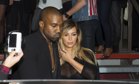 Should Kim Kardashian and Kanye West get married on TV?