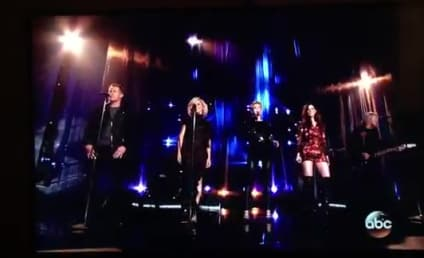 Faith Hill & Little Big Town Tackle Controversy, Crush on a Girl