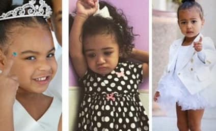Chris Brown: Royalty is Cuter Than Blue Ivy AND North West!