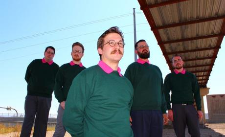 Okilly Dokilly: Ned Flanders-Themed Metal Band is a Thing That Exists