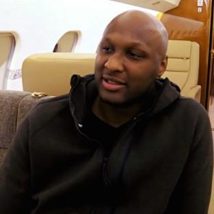 Lamar Odom on KUWTK