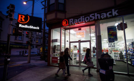 RadioShack to Shut Down as Part of Sprint Deal, Was Apparently Not Shut Down Before This