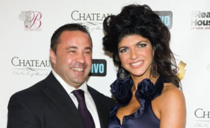 Joe Giudice Indicted on Fraud Charges, Remains a Moron