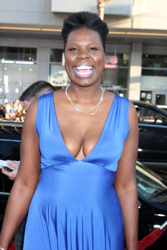 Leslie jones photo