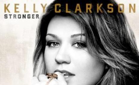 Kelly Clarkson Unveils New Album Cover