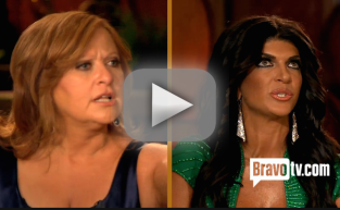 Teresa Giudice vs. Caroline and Lauren Manzo
