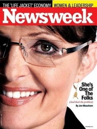 Sarah Palin Newsweek Cover