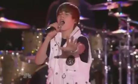 Cuties in Concert: Justin Bieber and David Archuleta Celebrate Fourth of July