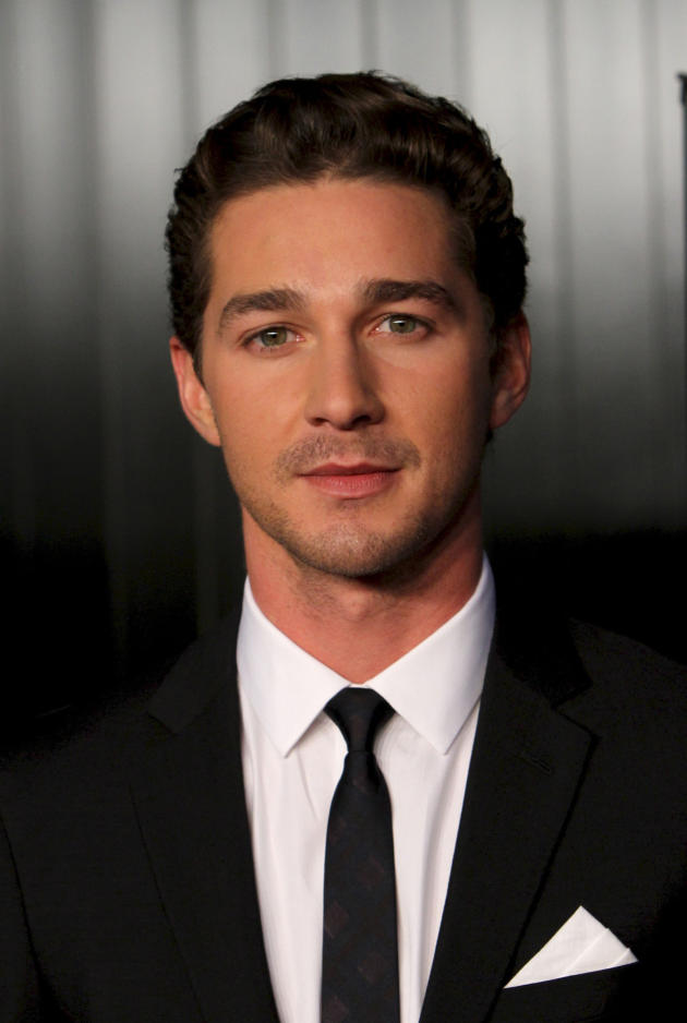 Shia LaBeouf Photograph
