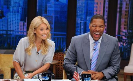 Michael Strahan to Join Good Morning America?