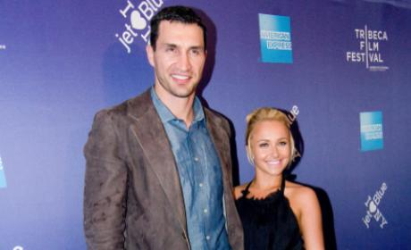Hayden Panettiere and Wladimir Klitschko: It's Over!