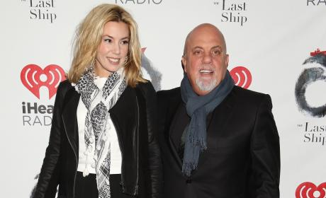 Billy Joel Welcomes Baby Girl!