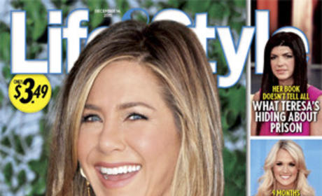 Jennifer Aniston is Having a Baby?!?!?!?!