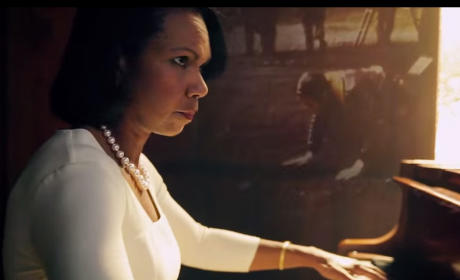 "Condoleezza Rice Plays ""Amazing Grace"" in Honor of Independence Day"