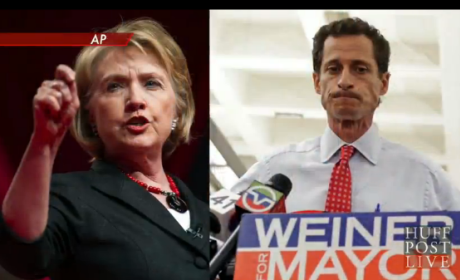 Hillary Clinton and the Anthony Weiner Scandal