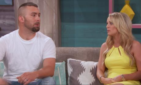 Leah Messer to Corey Simms: YOU WILL NOT TALK to T.R. Dues!