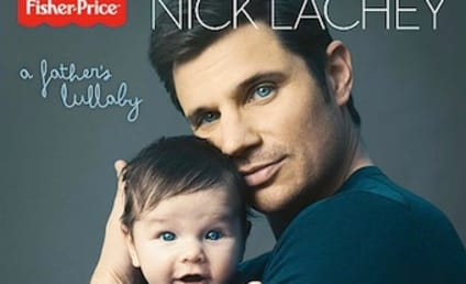 Nick Lachey, Son Grace New Album Cover
