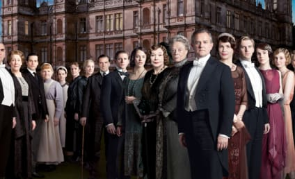 Downton Abbey Season 6: It's a Go!