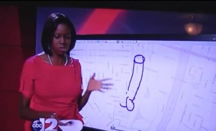 Michigan Reporter Accidentally Draws Penis on Touchscreen