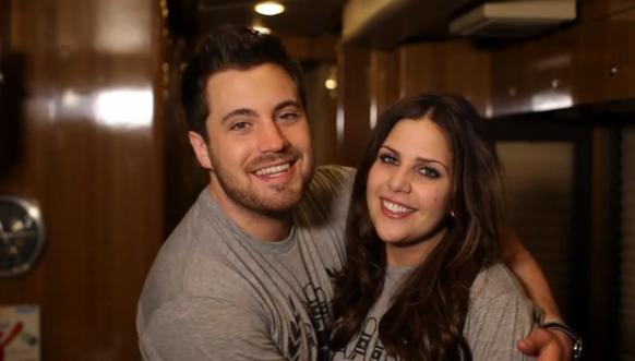 Hillary Scott and Chris Tyrell