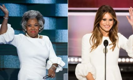 Joyce Beatty Trolls Melania Trump at Democratic National Convention