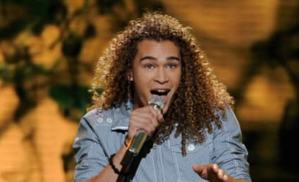 Deandre Brackensick on American Idol Elimination: I Agree!