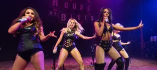 Danity Kane Breaks Up in Wake of Aubrey O'Day-Dawn Richards Fight!