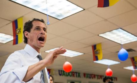 Anthony Weiner Calls Rival Grandpa