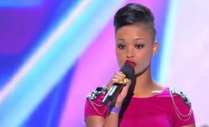 Paige Thomas on The X Factor: The Next Rihanna?