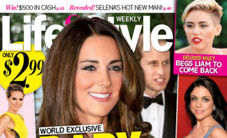 Kate Middleton: Expecting Baby #2 Already?!