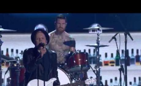 "Fall Out Boy ft. Wiz Khalifa - ""Uma Thurman"""
