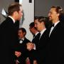 Tom Hiddleston and Prince William