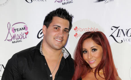 Snooki's Birthday Party