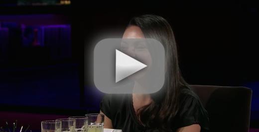 Mila kunis compares ashton kutchers penis to what