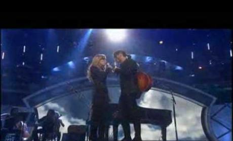 Justin Gaston and Brooke White Butcher American Idol Opportunity