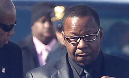 Bobby Brown Pleads Out DUI Arrest
