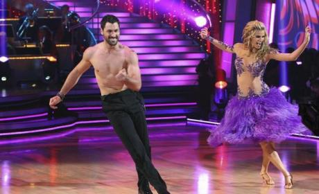 Possible Couple Alert: Maksim Chmerkovskiy and Cheryl Burke!