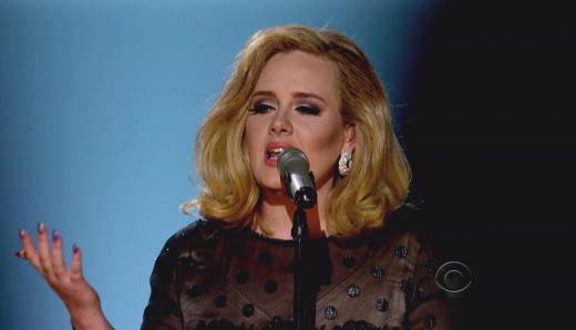 Adele Sings