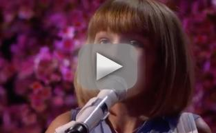 Grace VanderWaal Returns to America's Got Talent, Blows Us Away
