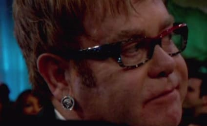 Elton John Speaks on Whitney Houston, Clay Aiken
