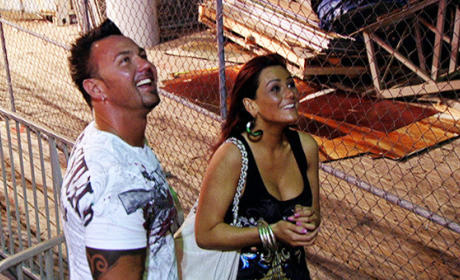 JWoww and Roger